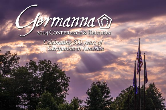 Germanna Foundation 2014 Reunion