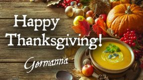Germanna Gives Thanks