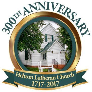 Hebron Lutheran Church 300th anniversary