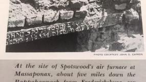Germanna Museum Artifact: John Spotswood