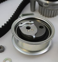 volkswagen audi 1 8t timing belt tensioner  [ 1200 x 800 Pixel ]