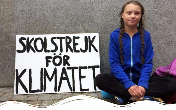 Greta Thunberg und die Lösung der Klimakrise
