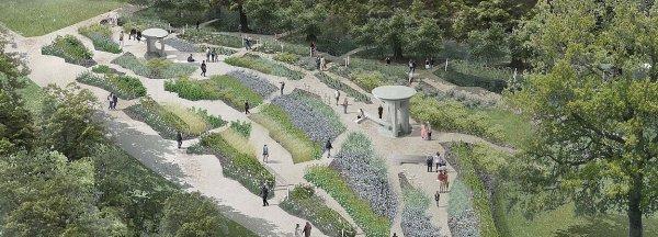 Gärten der Welt durch Gedichte