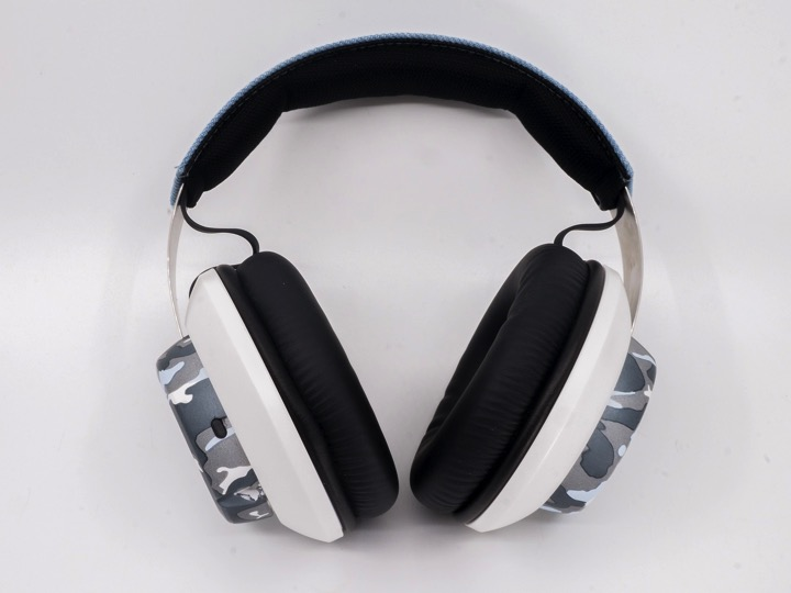 "Image of headphones illustrating useful links for ""Practice Listening"""