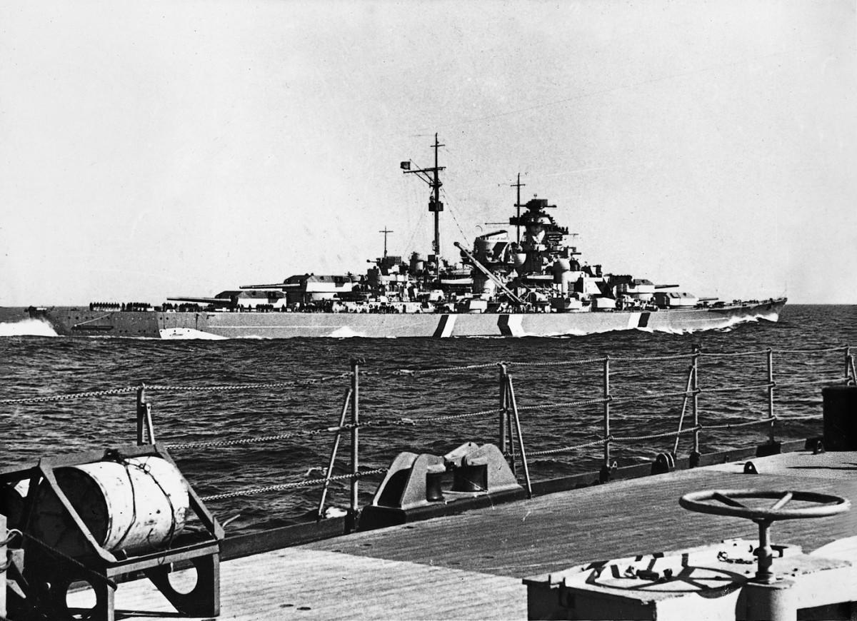 Bismarck  Ships  Weapons  Technology  German War Machine