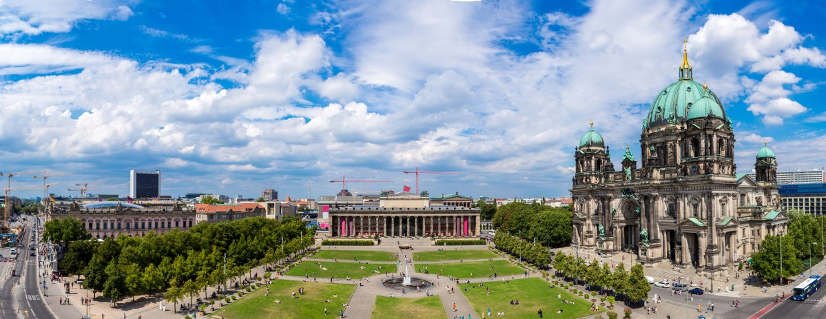 5 summertime destinations in Berlin