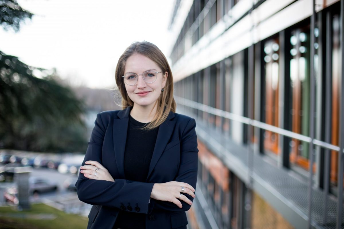 What is it like to intern at the German Embassy? Paulina Kintzinger shares her stories