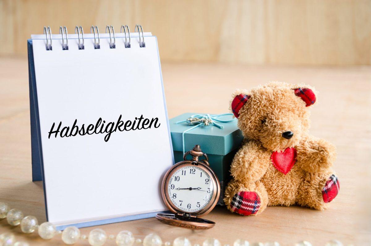Word of the Week: Habseligkeiten