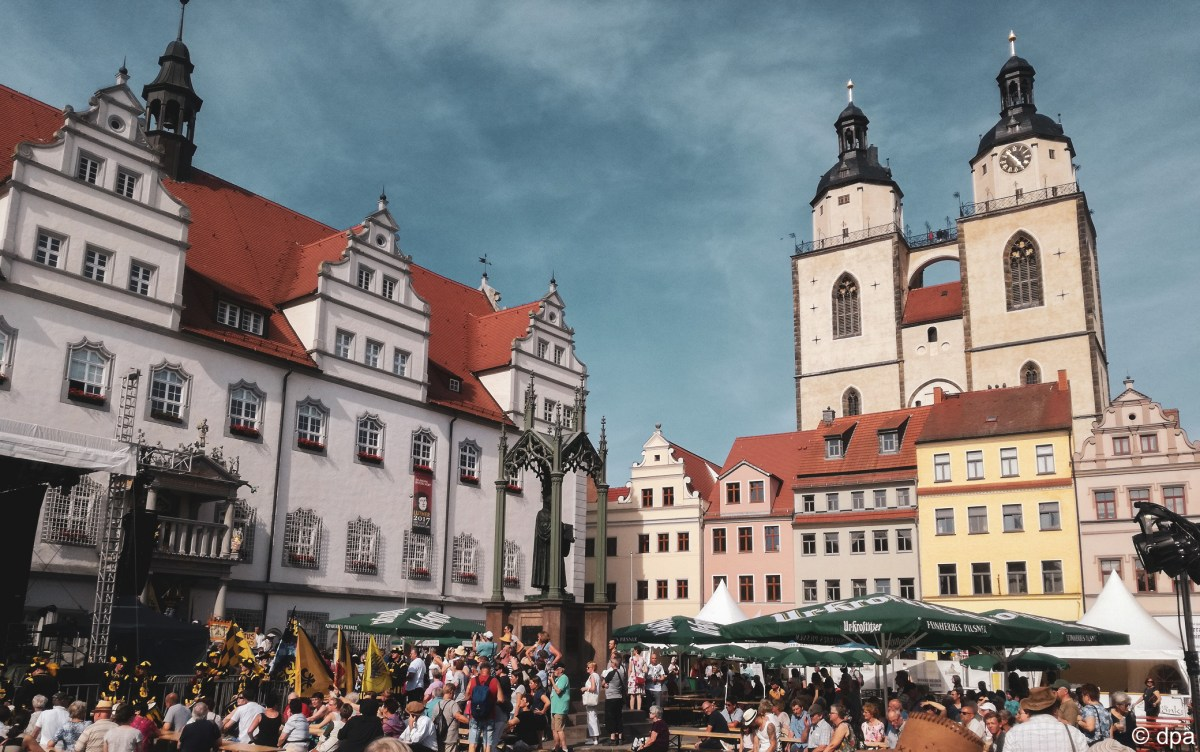 Wittenberg: A personal tour through Luther Country