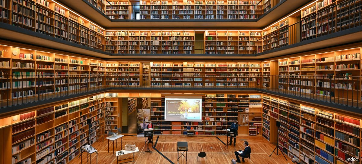 11 German libraries that book lovers will adore
