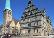 Hamelin's Hochzeitshaus and Market Church