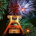 Zeche Zollverein celebrates capital of culture 2010