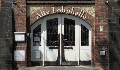 Alte Lohnhalle