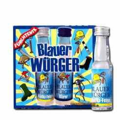 Blue Wurger Blue Strangler Ossi Laden