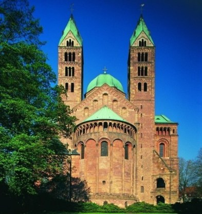 City breaks in Germany: Speyer cathedral