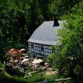 Eltzbachtal Mühle mill cafe in the Eifel