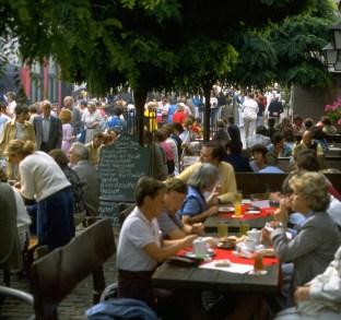 Applewine in Sachsenhausen Frankfurt