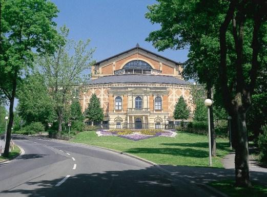 Festspielehaus Bayreuth Wagner