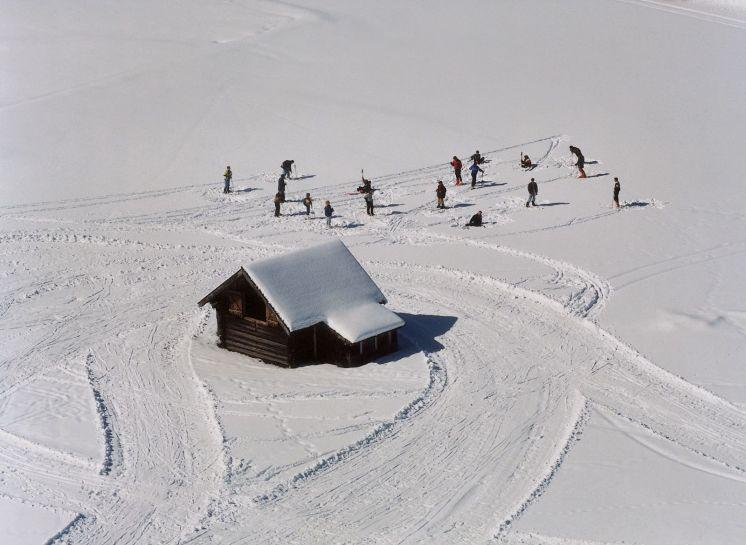 Skiing in Germany: Garmisch-Partenkirchen