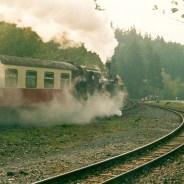 Harz mountains steam