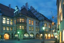 The Munich Hofbräuhaus