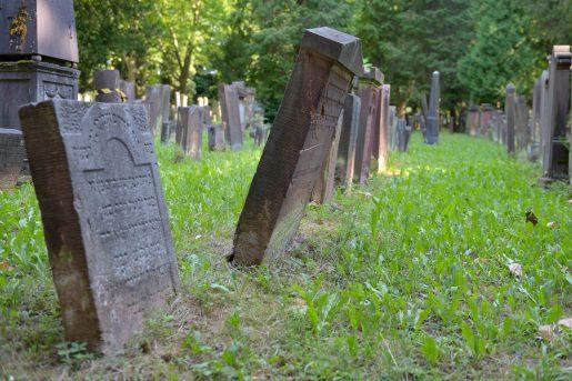 Jewish cemetery, © #visitfrankfurt, Holger Ullmann