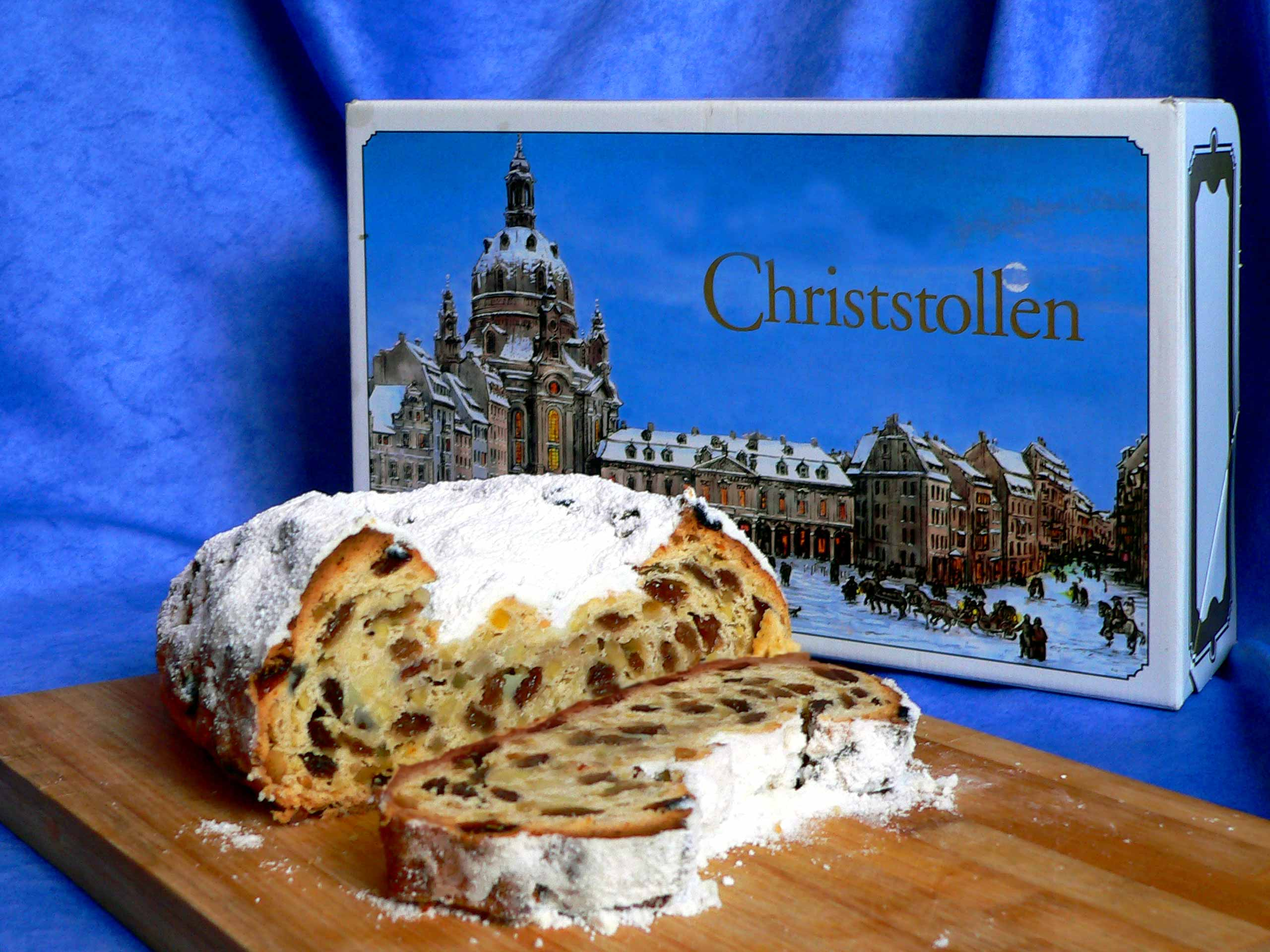Stollen, Germany's Christmas cake - Germany is Wunderbar