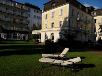 The Sebastineum is part hotel, part sanatorium