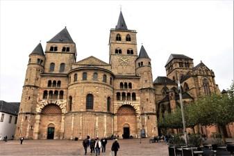 Even the 12th century Dom has Roman origins