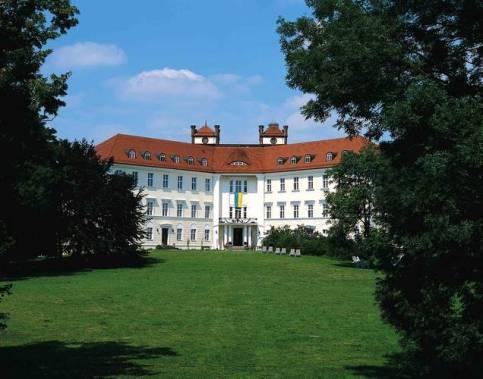 Schloss Lübbenau in the Spreewald pic: Schloss Lübbenau