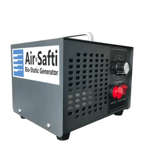 Air-Safti Bio-Static Generator