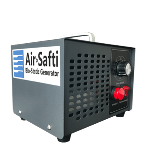 Air-Safti Bio-Static Generator