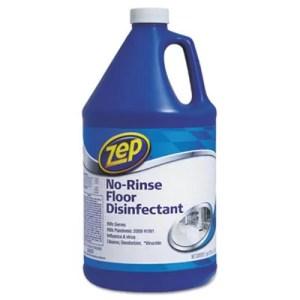 Zep No-Rinse Floor Disinfectant