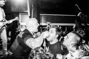 Gorilla Biscuits por Chris Leskovsek