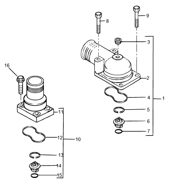 TotalParts.ru Perkins 1004-42 engine spare parts manual