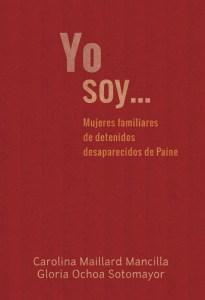 Libro Yo soy… - 2014
