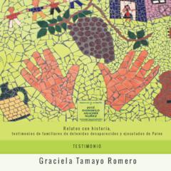 Testimonio_Graciela Tamayo Romero