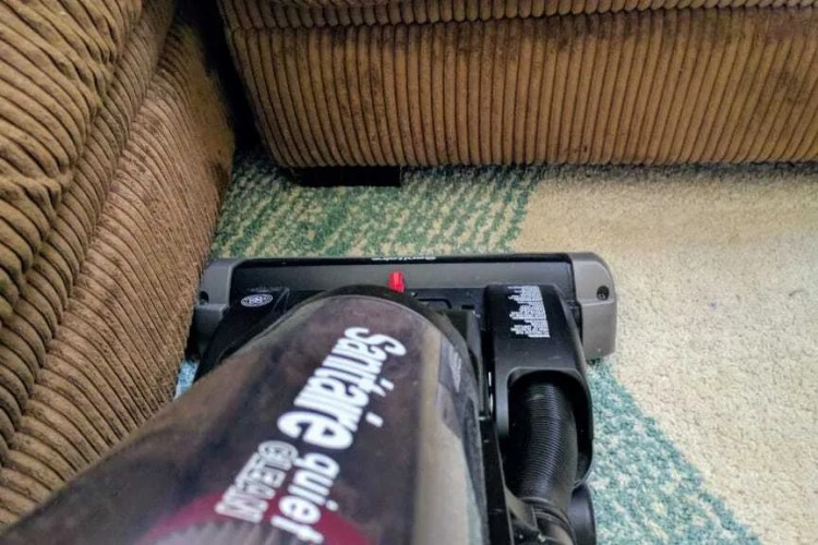 Vacuuming for Health