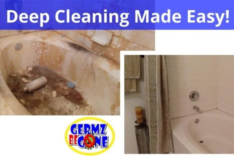 Deep Cleaning Just Got Easier For You!