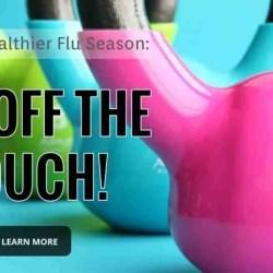 tips for a healthier flu season exercise