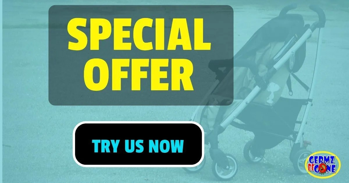 special offer stroller cleaning https://germzbegone.com