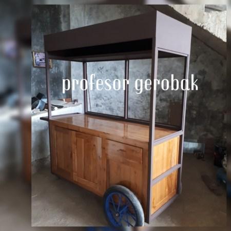 ģerobak Kayu Jati Minimalis Modern Dari Kota Ukir Jepara