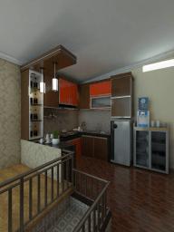 Tukang Kitchen Set Di Cikampek Karawang Profesor Gerobak