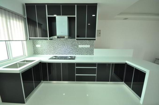 Kitchen Set Aluminium Murah Bekasi Profesor Gerobak
