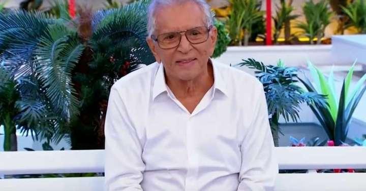 Carlos Alberto A Praça é nossa