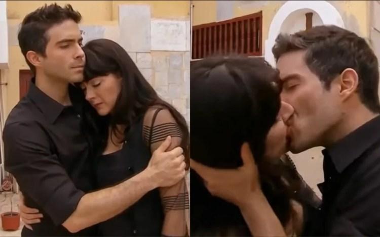 Demétrio e Josefina em O Que A Vida Me Roubou (Foto: Divulgação)