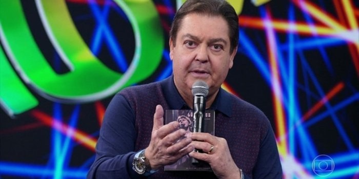 Faustão no comando do Domingão; apresentador vai deixar a Globo (Foto: Reprodução/Globo)