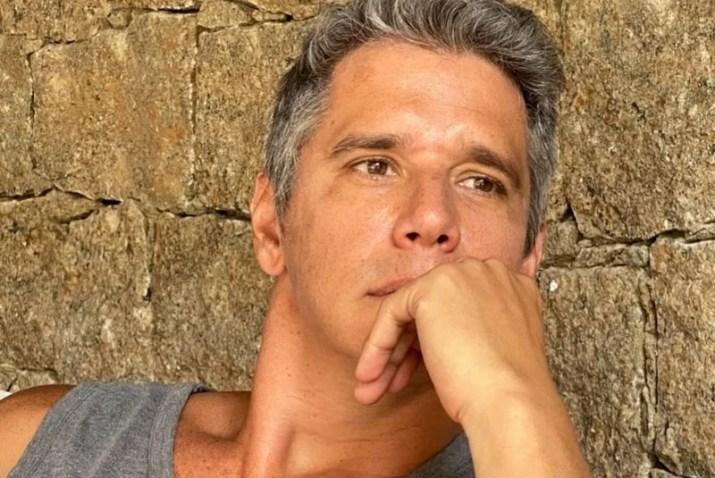 Após perda do pai, Marcio Garcia reflete acontecimento (Foto: Reprodução)
