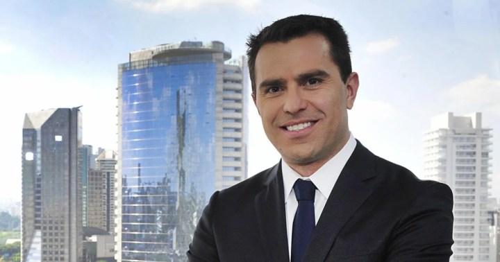Rodrigo Bocardi Globo