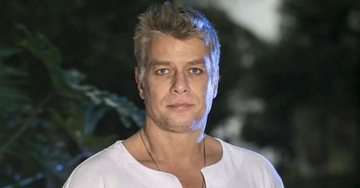 Fábio Assunção, ator da Globo, revela que teve dificuldade para vencer vício (Foto: Reprodução)